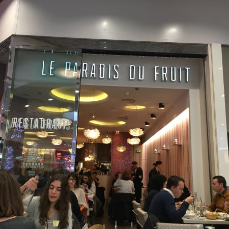Le Paradis du Fruit Photo