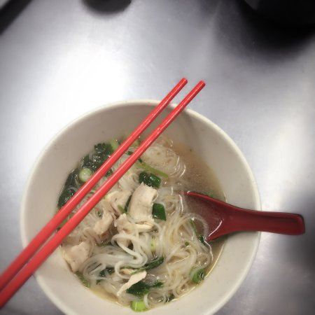 Chicken Noodle Soup - Picture of Planet Thailand Restaurant