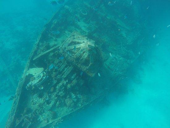 Saint James Parish, Barbados: Shipwreck