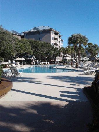 Marriott's Grande Ocean: No ocean view rooms available. Hmmm....