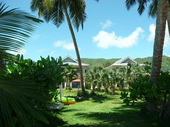 Amitie, Seychelles: Jardin