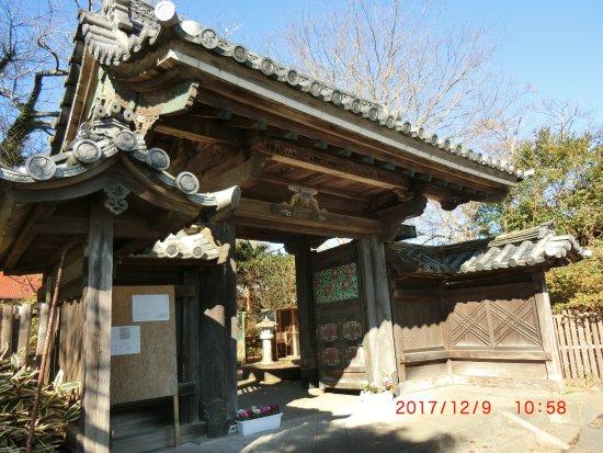 Gannyu-ji Temple