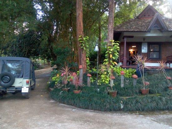 Misty Woods Fairytale Cottages Reception