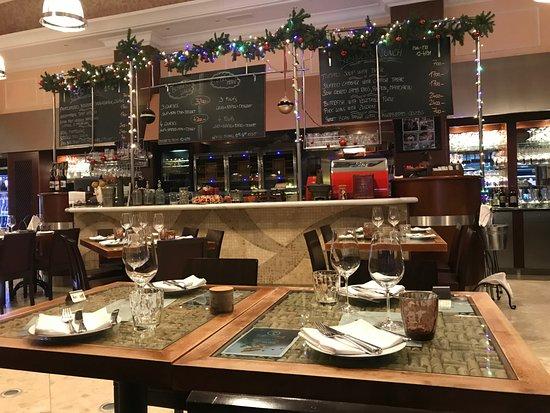Bock Bisztró: Salle à manger