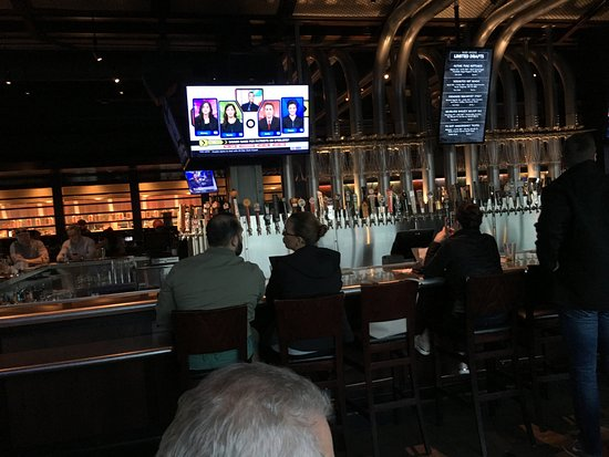 Bar Area Picture Of Yard House Addison Tripadvisor