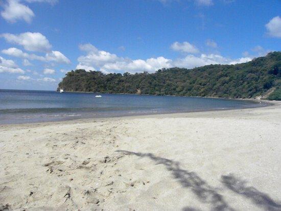 La Cruz, Costa Rica: playa rajada