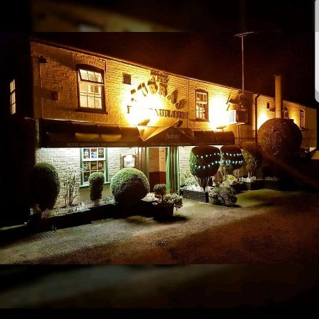 Tring, UK: Front of restaurant