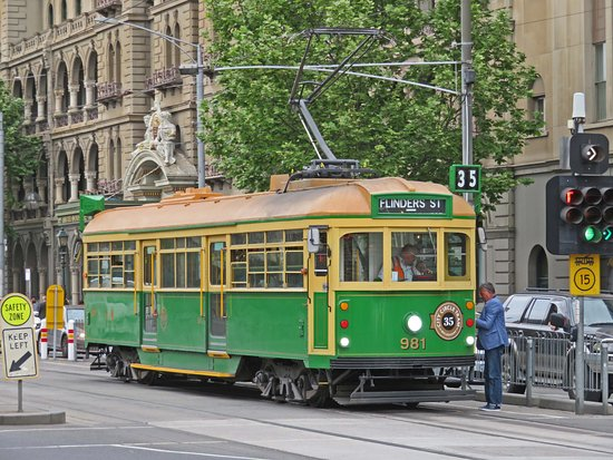 Public Transportation Victoria