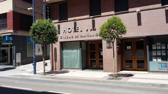 Foto de Hotel Ciudad de Sabinanigo