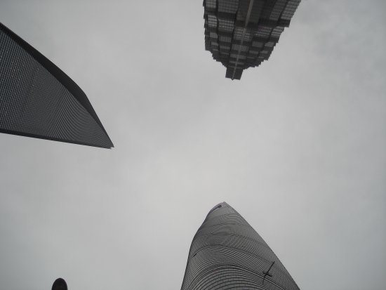Shanghai World Financial Center Picture Of Shanghai