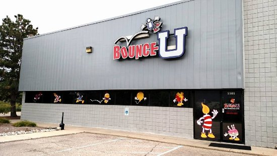 ‪‪BounceU‬: Welcome to BounceU of Troy!‬