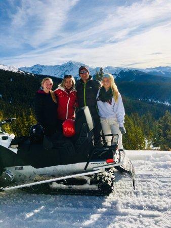Winter Park, Colorado: Great photo stops along the way!
