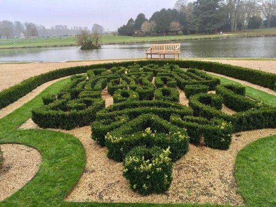 Château de Chantilly : Garden view