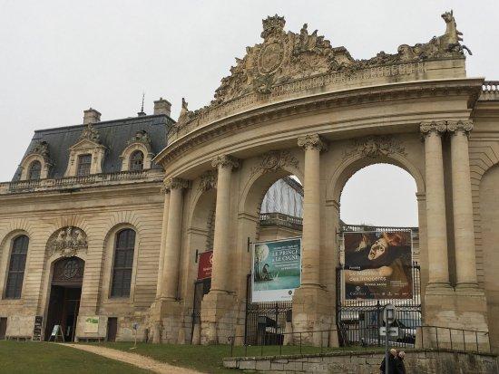 Château de Chantilly : Musee de Cheval (Horse Museum)