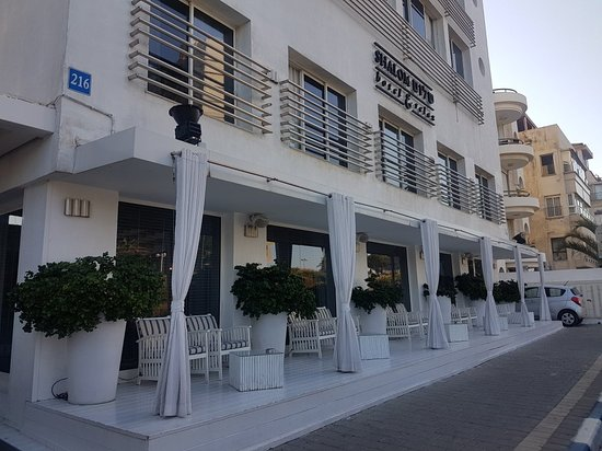 Shalom Hotel & Relax Tel Aviv - an Atlas Boutique Hotel: 20171216_094320_large.jpg