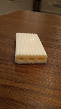 Spring Hill, TN: Bar of Soap with holes in the middle