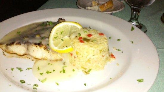 West Reading, Pennsylvanie : Fish special of the day