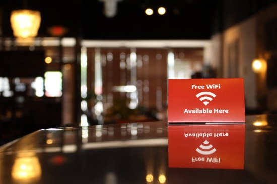 Solon, OH: Free WiFi included!