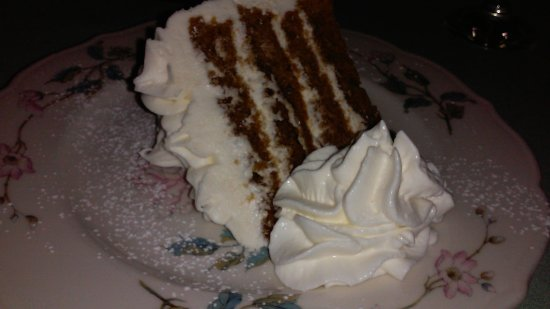 West Reading, Pennsylvanie : carrot cake