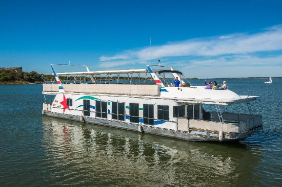 เกรปไวน์, เท็กซัส: Tejas Luxury Event Boat