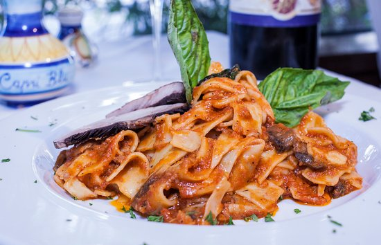 Lake Worth, FL: Pappardelle Cinghiale.