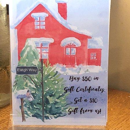 Georgia House: Deal for the holidays!