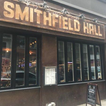 Smithfield hall new york chelsea restaurant avis - Avis new york ...