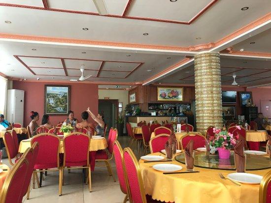 Golden Lake Restaurant Moorea