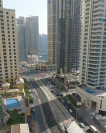 Suha Hotel Apartments By Mondo: Dubai Marina View From 11th Floor Of Suha  Hotel Apartment