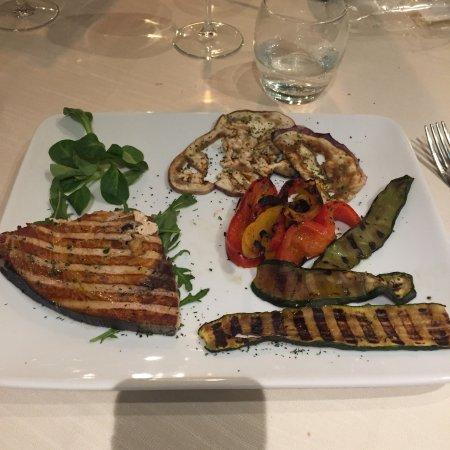 La Campanella: Cena ottima a base di pesce