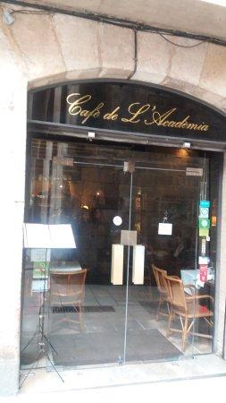 Cafe De L'Academia Picture