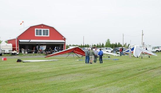 Hang Glide Chicago