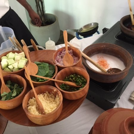 The Wallawwa: cookery course