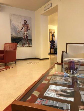 Best Western Hotel Metropoli: Waiting-lounge room