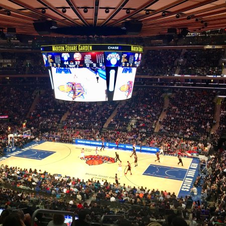 Madison Square Garden Picture Of Madison Square Garden New York City Tripadvisor