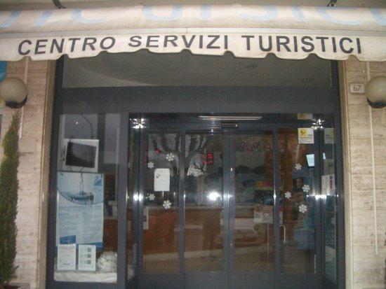 Chianciano Terme, Italien: ufficio informazioni turistiche