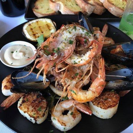 Castlecrag, Australia: Seafood Tasting Plate