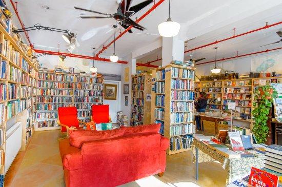 Lunenburg, Canada: comfiest sofa in the world!