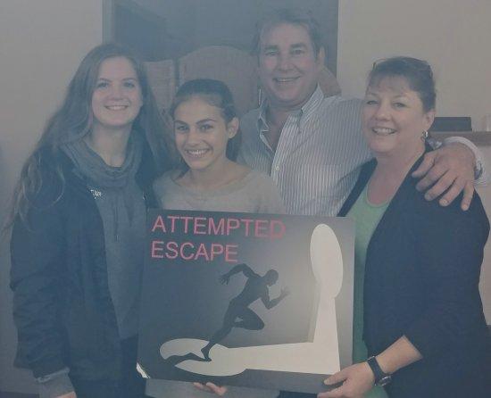 Everett, WA: escape room fun