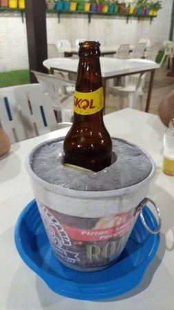 Novo Progresso, PA: Pelo menos a cerveja é bem gelada!