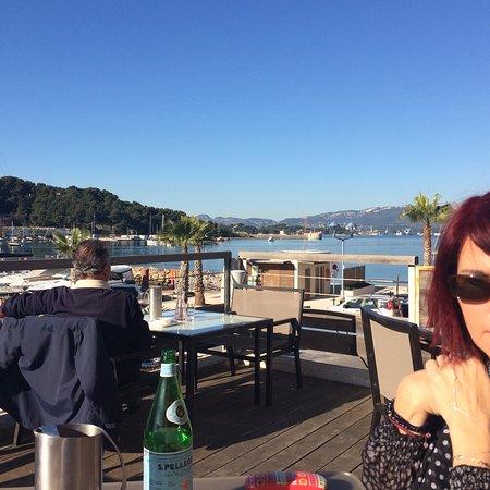 Go t th 2 saint mandrier sur mer restaurant for Restaurant st mandrier