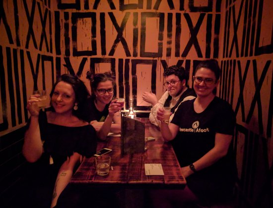 Newcastle, أستراليا: Finding the best small bars on the Newcastle Bar Hunter walking tour