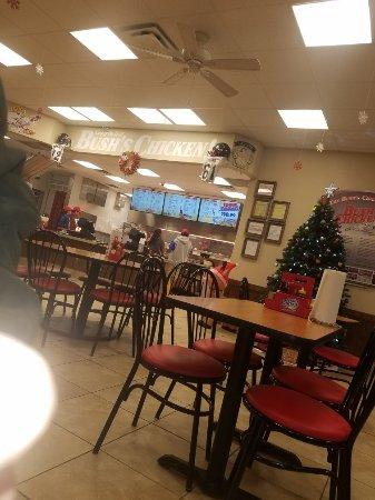 Boerne, TX: Bush's Chicken