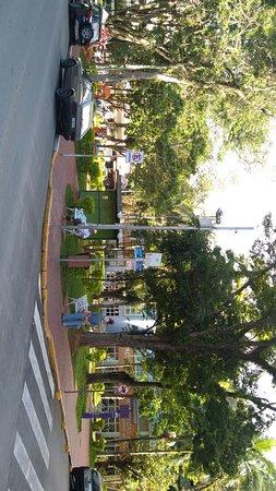 Praca John Fitzgerald Kennedy: Praça John Fitzgerald Kennedy