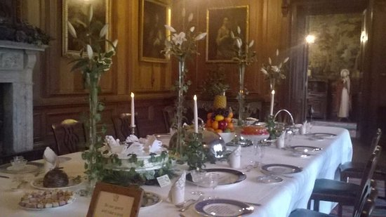 Disley, UK: The Dining Room