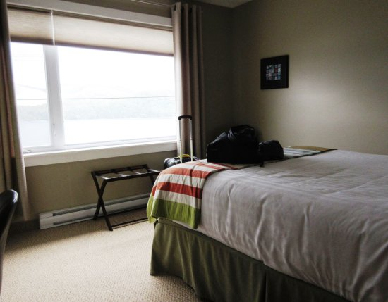 Woody Point, Canadá: queen room