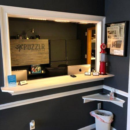 Blacksburg, Вирджиния: Puzzr Lobby