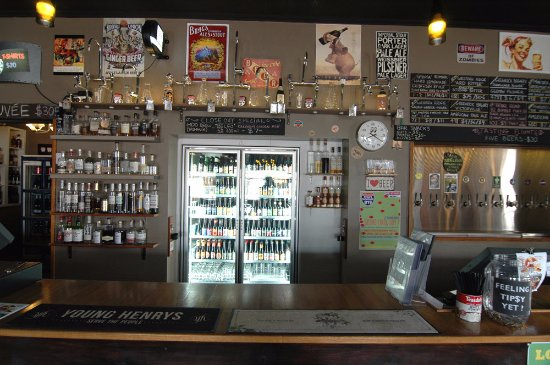 Nuriootpa, Australien: All Australian - 14 taps, whiskies, ciders and craft beers