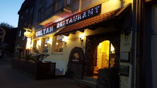 Alsdorf, Alemania: Sultan restaurant