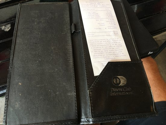 San Andres and Providencia Department, Colombia: dirty invoice folder